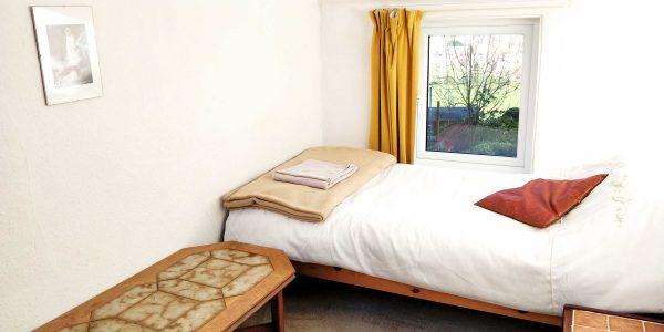 Stargaia Retreat Single Bedroom