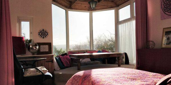 Stargaia Retreat Large Single Bedroom
