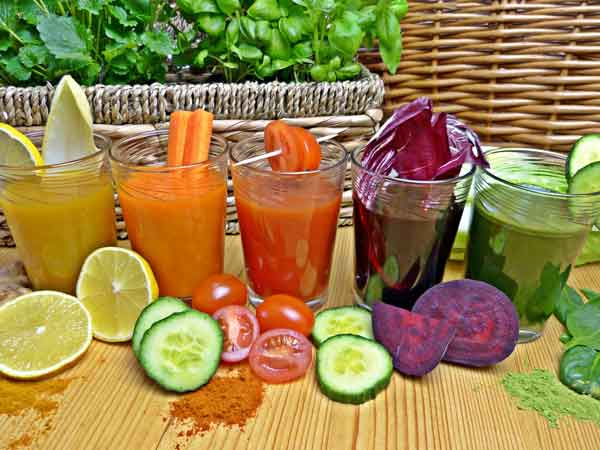 Juicy Smoothies